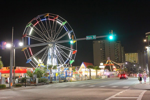 O.D. Pavilion Amusement Park in North Myrtle Beach 2 - Thomas Beach Vacations