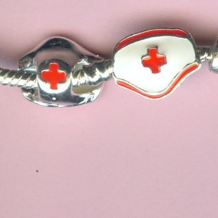 Pandora Bracelet Nurse Charm3