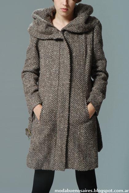 Moda invierno 2013 abrigos Victoria Jess