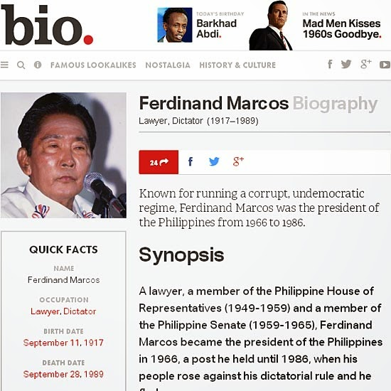 18 Intriguing Facts You Might Not Know About Ferdinand Marcos