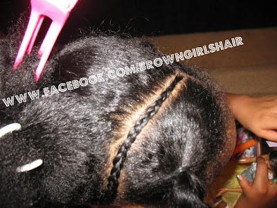 cornrow, tutorial, black girls hair, natural hair care, hairstyles