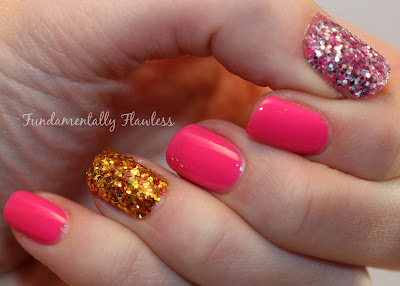 Models Own Glitter Kit - Dinky Pinky