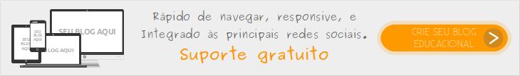 Crie seu blog educacional