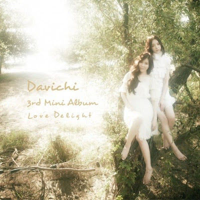 Davichi New Mini Album love delight