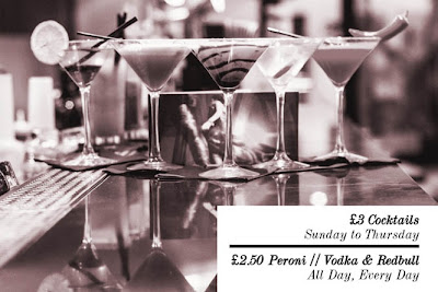 The Glasgow Experience - November - Glasgow bar
