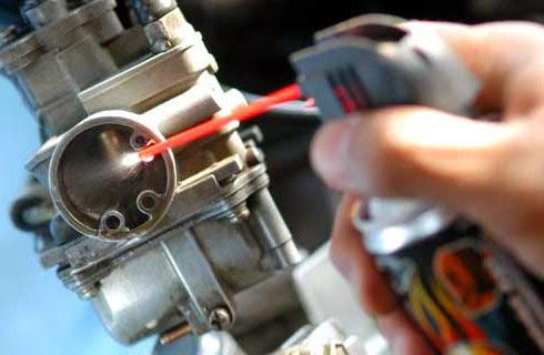 Cara Setting Karburator Motor Yang Baik dan Benar