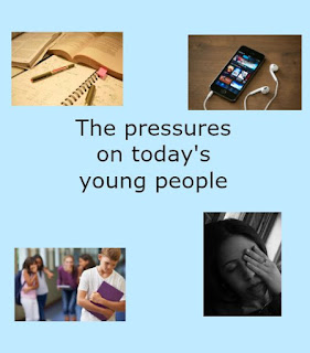 Random Musings: The Pressures On Today's Young People