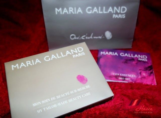 maria galland le essence review