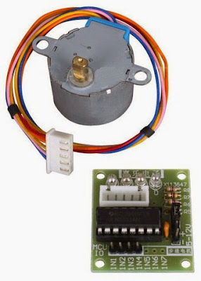 Controlador de motor paso a paso ULN2003