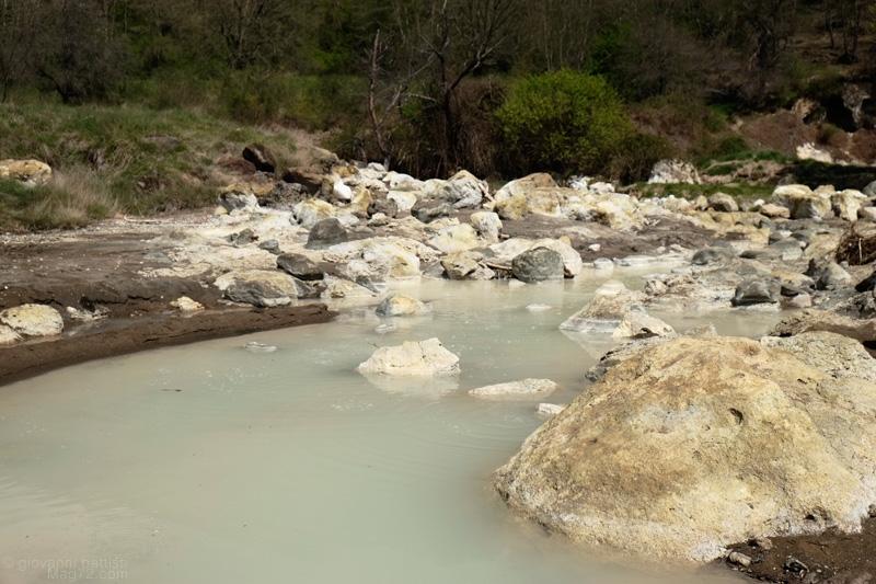 Cascata della Diosilla, il torrente