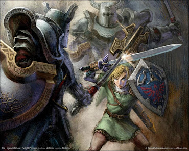 #11 The Legend of Zelda Wallpaper
