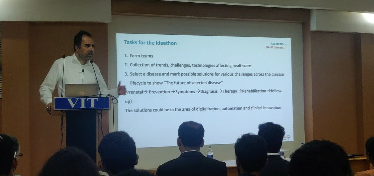 Siemens Healthineers Ideathon