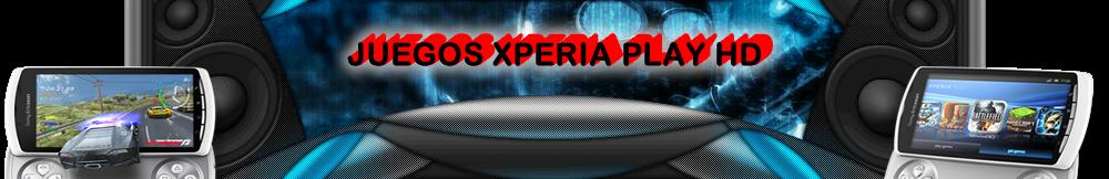 Juegos Xperia Play