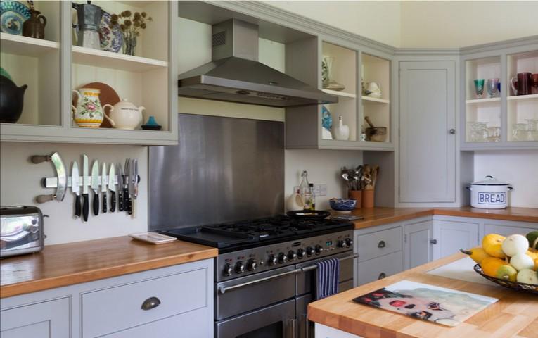 Moois en liefs woon inspiratie van alles wat - Heel mooi ingerichte keuken ...