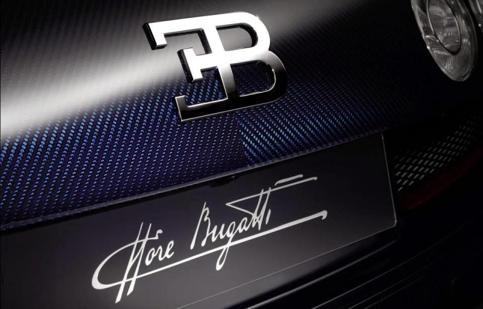 2015 Bugatti Veyron Grand Sport Vitesse Ettore Bugatti