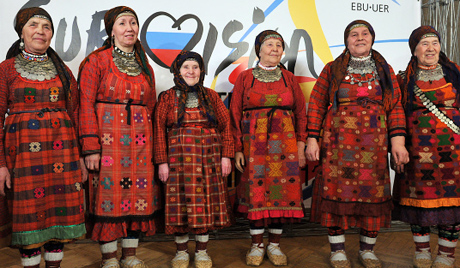 Buranovo Grannies Girlband
