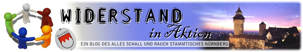 Widerstand in Aktion - der ASR-Stammtisch in Nürnberg