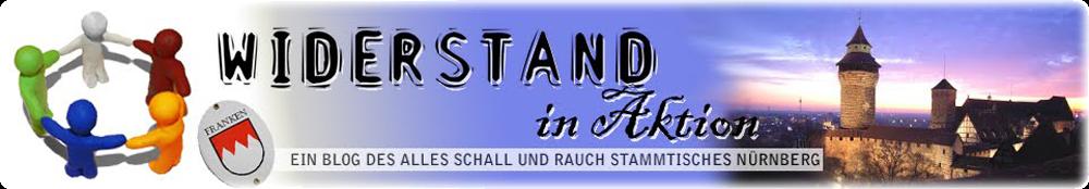 Widerstand in Aktion - der ASR-Stammtisch in Nürnberg