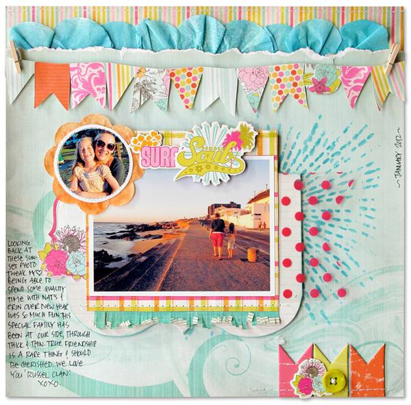 Kim Watson Design Papercraft Some Layouts FREE