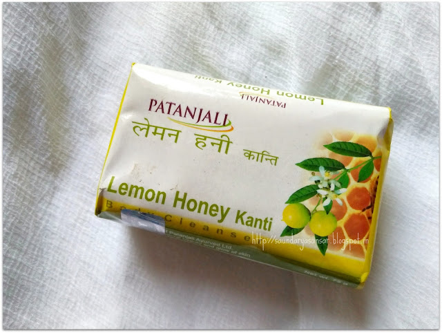 Patanjali Lemon Honey Kanti Body Cleanser Review