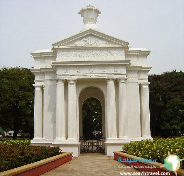 السياحة في منطقة بوندشيري