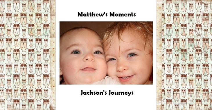 Matthew's Moments