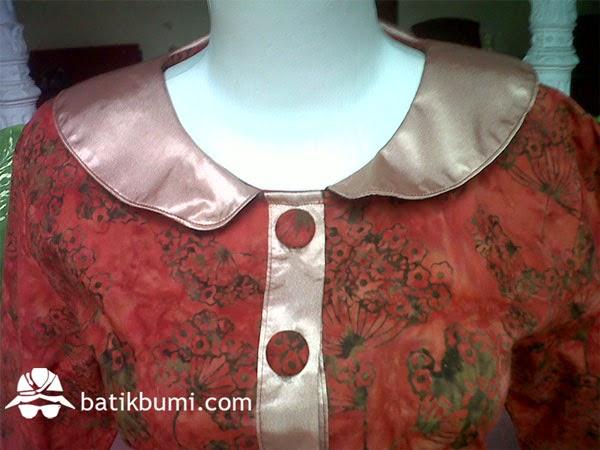 batik cap smoke batik modern