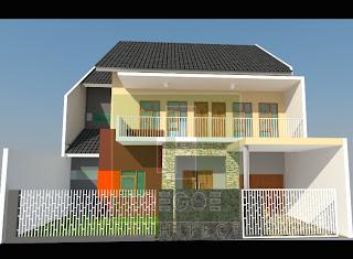 Kontraktor Rumah Minimalis Ruko Villa Kost Walijo Dot Com