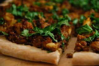 Cara membuat pizza tempe