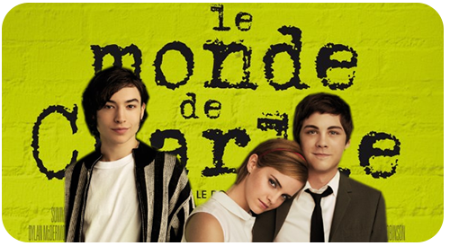 Film le monde de Charlie Stephen Chbosky Ezra Miller Emma Watson Logan Lerman, teen movie indé, Ezra Miller Californication, Logan Lerman Percy Jackson