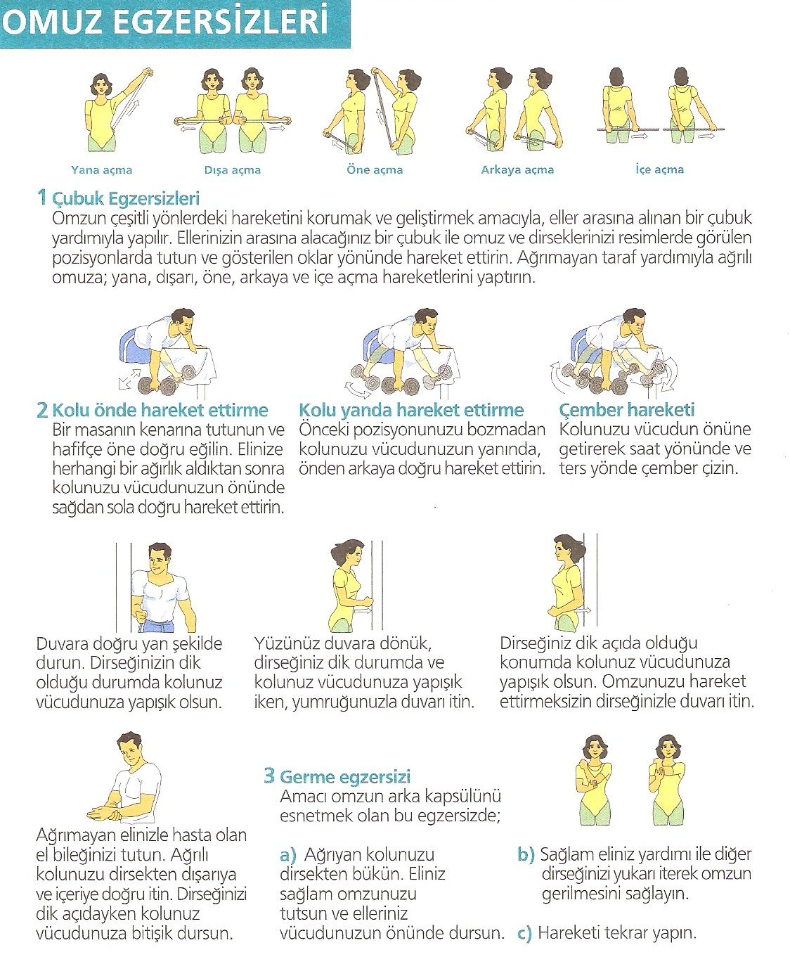 Egzersiz resimli ile Etiketlenen Konular 15