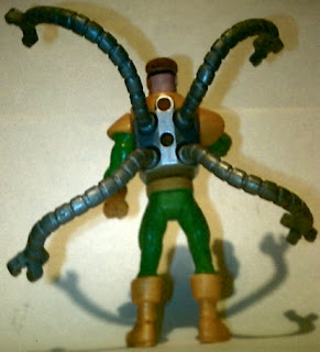 Back of Doctor Octopus 1995