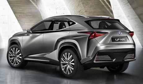 Lexus Suv Concept Motoring Malaysia