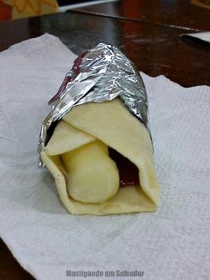 Fast Burritos: Burrito Romeu e Julieta