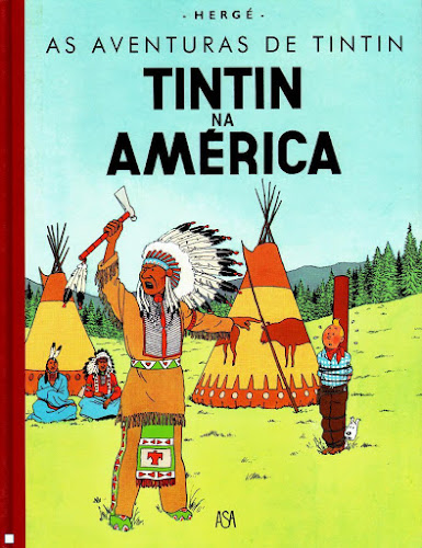 Tintin na América