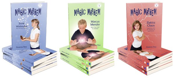 Magic Mayhem Series