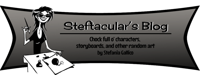Steftacular's Blog