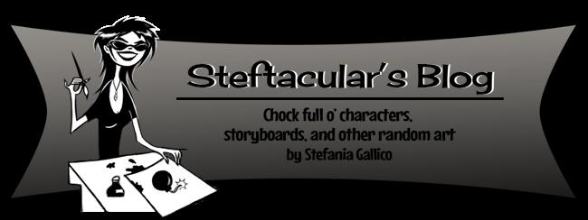 Steftacular's Blog