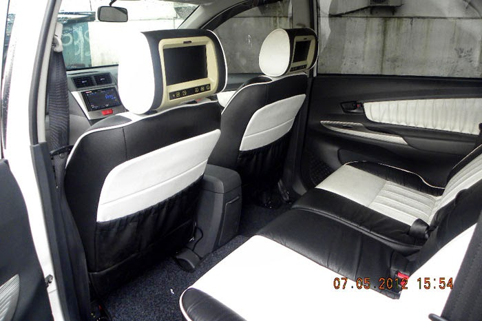 Model Mobil Modifikasi Avanza Veloz Interior