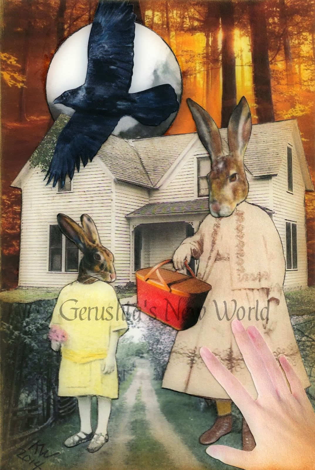 Gerushia's New World on Zibbet