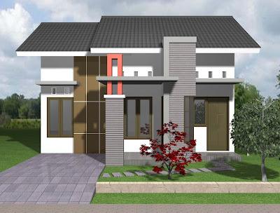 gambar rumah type 21 minimalis
