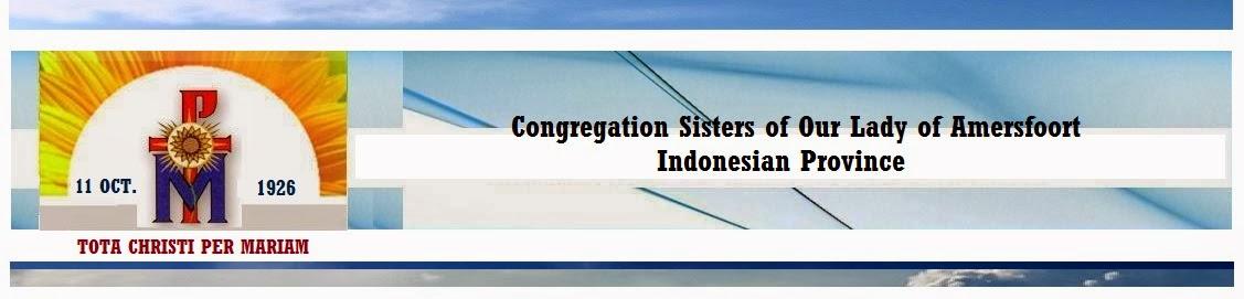 KONGREGASI SPM PROVINSI INDONESIA