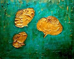 Róże abstract