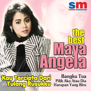 Maya Angela - Kau Tercipta Dari Tulang rusukku Stafaband Mp3 dan Lirik Terbaru