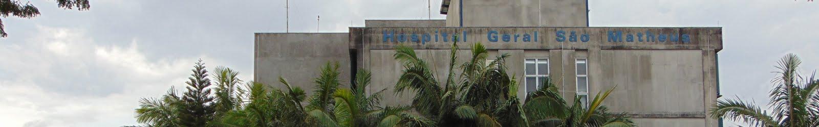 Recursos Humanos - Hospital Geral de São Mateus