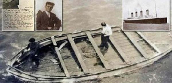 Η στοιχειωμένη ιστορία της τελευταίας σωσίβιας λέμβου του Τιτανικού