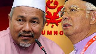 Najib, UMNO 'kepanasan' rakyat tolak penjelasan RM2.6 bilion