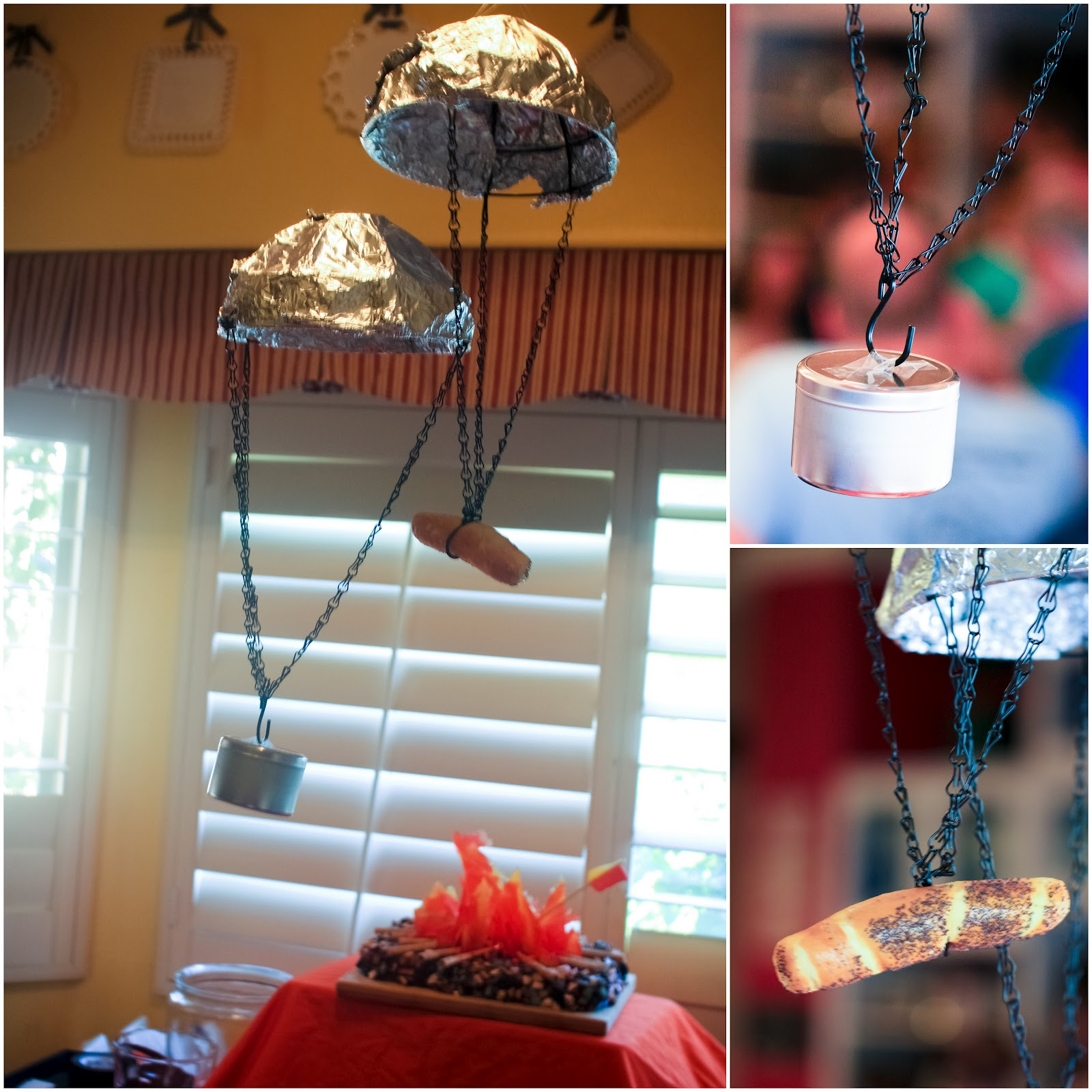 Out of the attic how to throw the ultimate hunger games party - Th party theme ideas ...