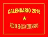Calendario RdBC 2015