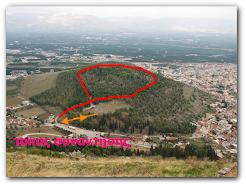 Κλικ στην φωτο Πεζοπορια στον λοφο της Ασπιδος